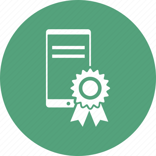 award, award badge, award ribbon, device icon