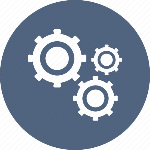 config, gear, setting, tools icon