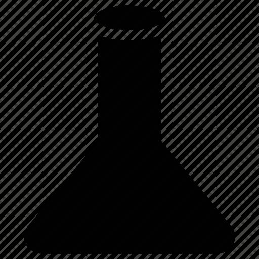 beaker, lab, laboratory, science icon