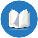 book, education, magazine icon