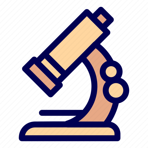 labs, microscope, research icon