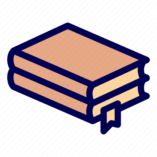book, journal, report, study icon
