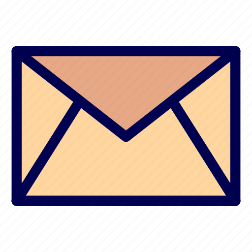 contact, mail icon