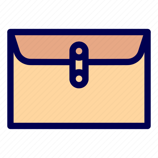 document, file, stationery icon