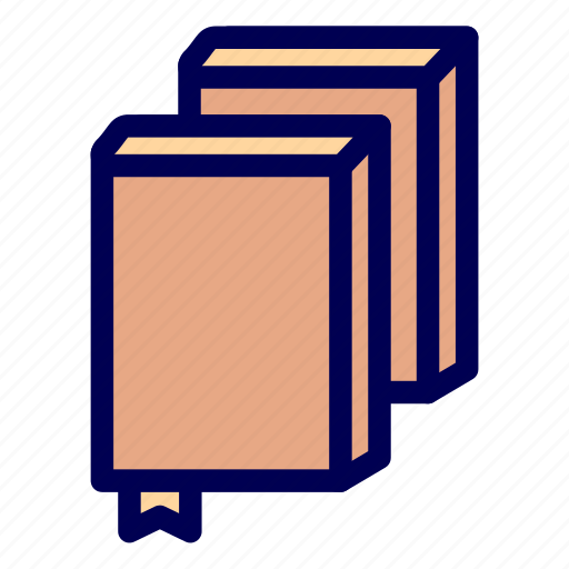 book, education, stationery, study icon