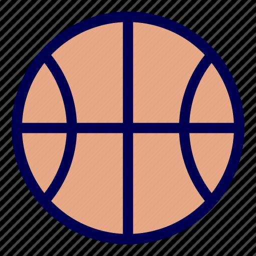 basket ball, play, sport icon
