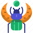 amulet, bug, culture, egypt, egyptian, insect