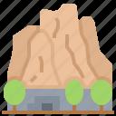 building, egypt, landmark, mount, sinai