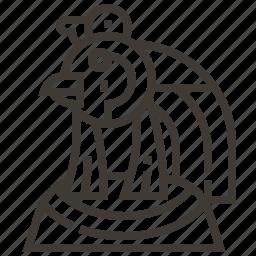 deity, egypt, egyptian, penghou icon