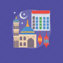 arabic calendar, calendar, islamic calendar, ramadan calendar, ramadan schedule icon
