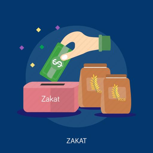 Eid mubarak, islamic, money, ramadan, religion, saving, zakat icon - Download on Iconfinder