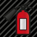 alarm, extinguisher, fire