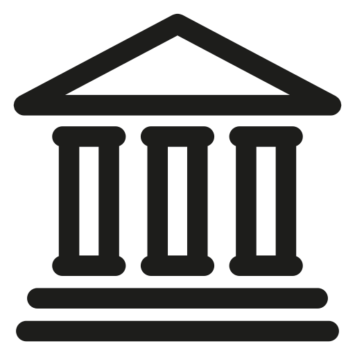 Bank, banking, payment icon