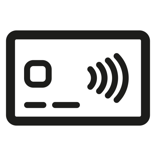 Card, contactless, pay, payment icon - Free download