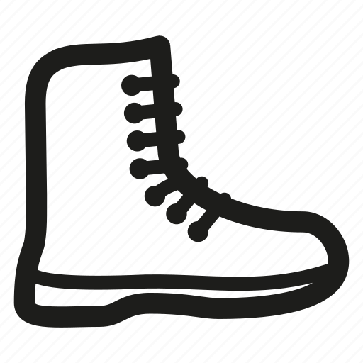 boots, shoes icon