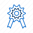 award, candidate, election, politics, ribbon icon