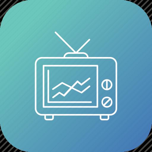 analysis, analytics, compare, media, poll, statistics, voting icon