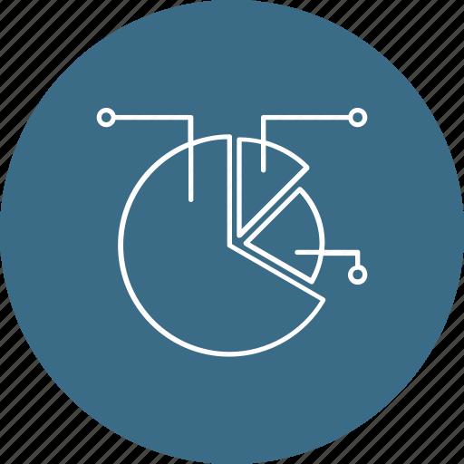 analysis, analytics, chart, graph, piechart, poll, voting icon