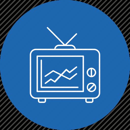 analysis, analytics, compare, election, media, poll, statistics icon