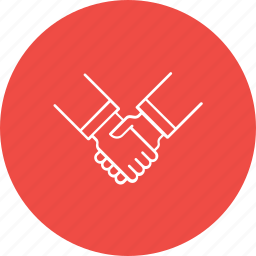 election, joint, partnership, party, shakehand icon