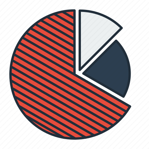 analysis, graph, piechart, poll, voting icon