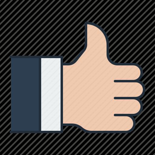 favor, feedback, goodluck, like, positive, thumbsup, voting icon