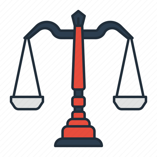 Balance, election, justice, law, scale icon - Download on Iconfinder