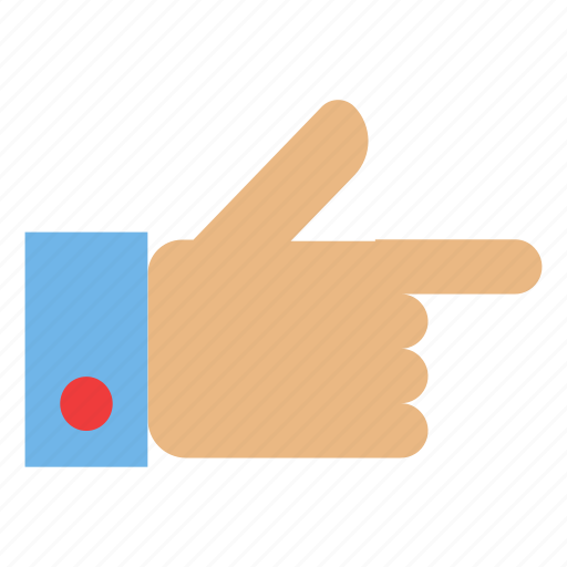 Direction, finger, gesture, hand, right, swipe icon - Download on Iconfinder