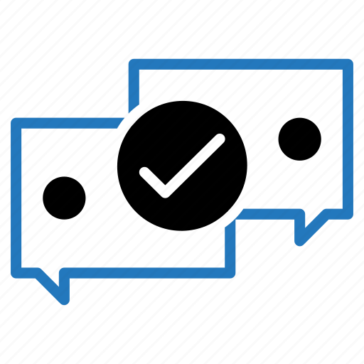 Feedback, good, like, messge, positive icon - Download on Iconfinder