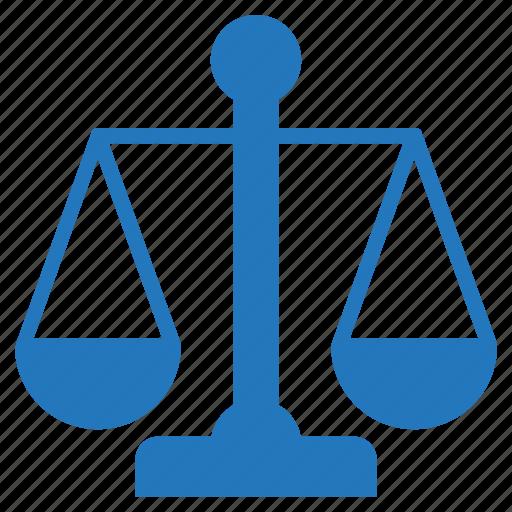 justice, law, measure, measurement, miscellaneous icon