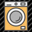 washing, machine, robot, technology, device