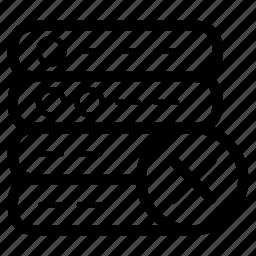 cross, delete, hd, server icon
