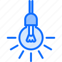 bulb, electric, electrician, electricity, electrification, light icon