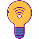 bulb, lamp, light, smart
