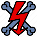 electric, electro, high, voltage, warning