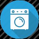 clothes, machine, washer, washing icon icon