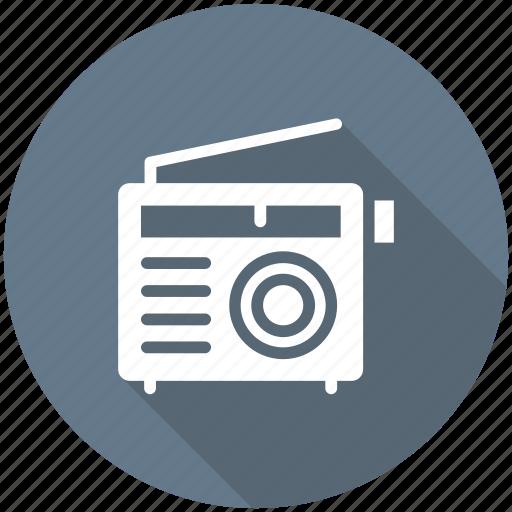 radio, signal, wifi, wireless icon icon