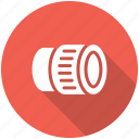 camera lens, lens, photography icon icon