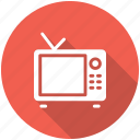 furniture, home, interior, living, room, tv icon icon