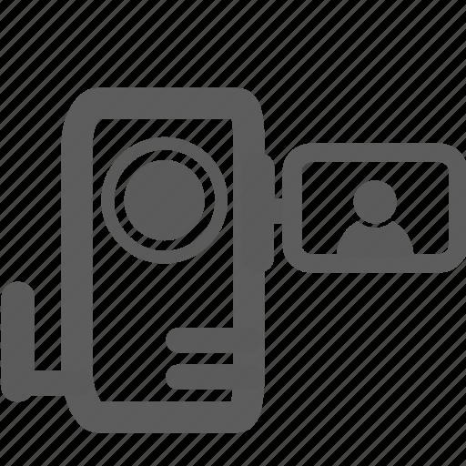 cam, camera icon
