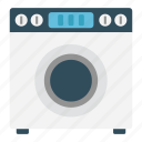 appliances, electronics, home, machine, washing icon