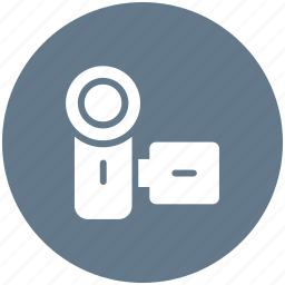 camera, cinema, film, movie, play, sport, video icon icon