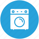 clothes, machine, washer, washing icon icon