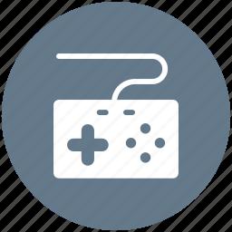 controller, game, game pad, remote control icon icon