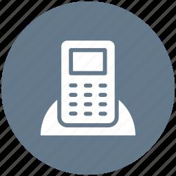 cordless, cordless landline phone, cordless phone, cordless telephone icon icon