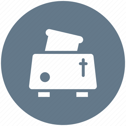 device, isometric, kitchen, toster icon icon