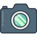 camera, dslr, photo, photography icon