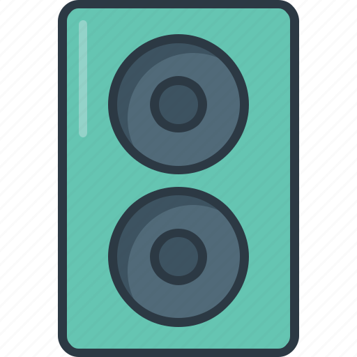 music, sound, system icon