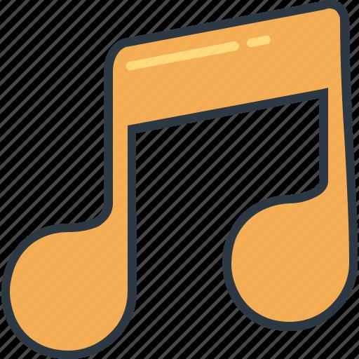 music, tone icon