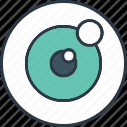 camera, webcam, website icon